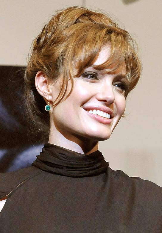 "Actress Angelina Jolie attends the ""Salt"" Japan Premiere at Tokyo International Forum on July 27, 2010 in Tokyo, Japan. The film will open on July 31 in Japan."