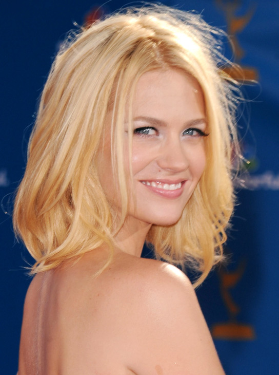 """Mad Men"" star January Jones"